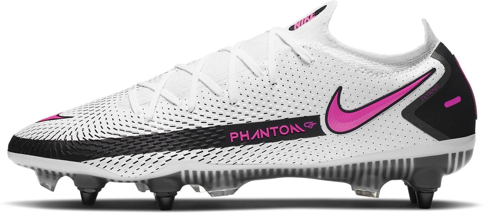 Kopačky Nike PHANTOM GT ELITE SG-PRO AC bílá