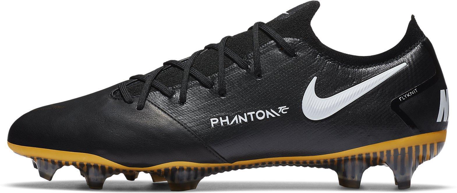 Kopačky Nike PHANTOM GT ELITE TC FG černá