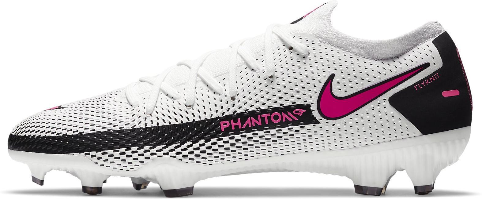 Kopačky Nike PHANTOM GT PRO FG bílá