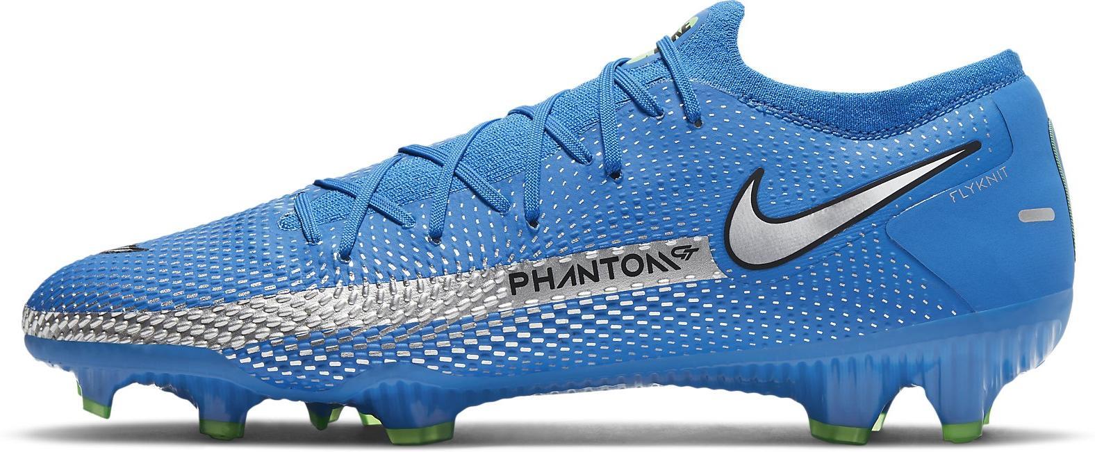 Kopačky Nike PHANTOM GT PRO FG modrá