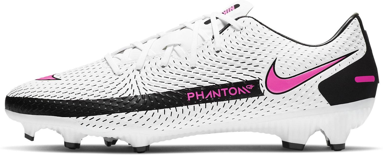 Kopačky Nike PHANTOM GT ACADEMY FG/MG bílá