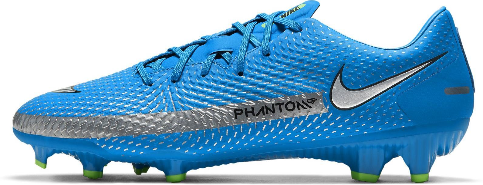 Kopačky Nike PHANTOM GT ACADEMY FG/MG modrá