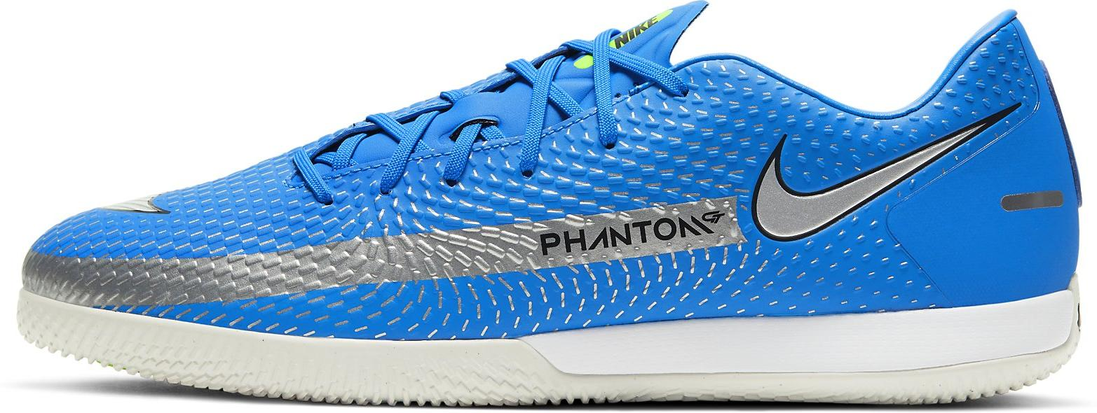 Sálovky Nike PHANTOM GT ACADEMY IC modrá