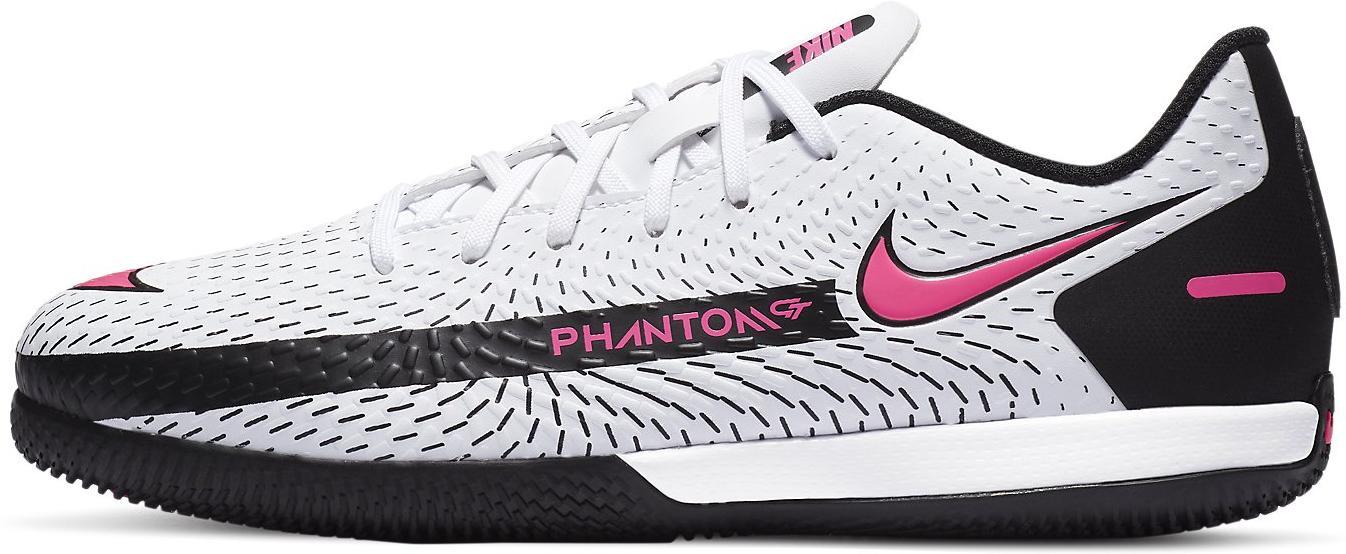 Sálovky Nike JR PHANTOM GT ACADEMY IC bílá