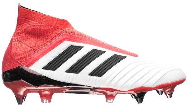Kopačky adidas PREDATOR 18+ SG bílá