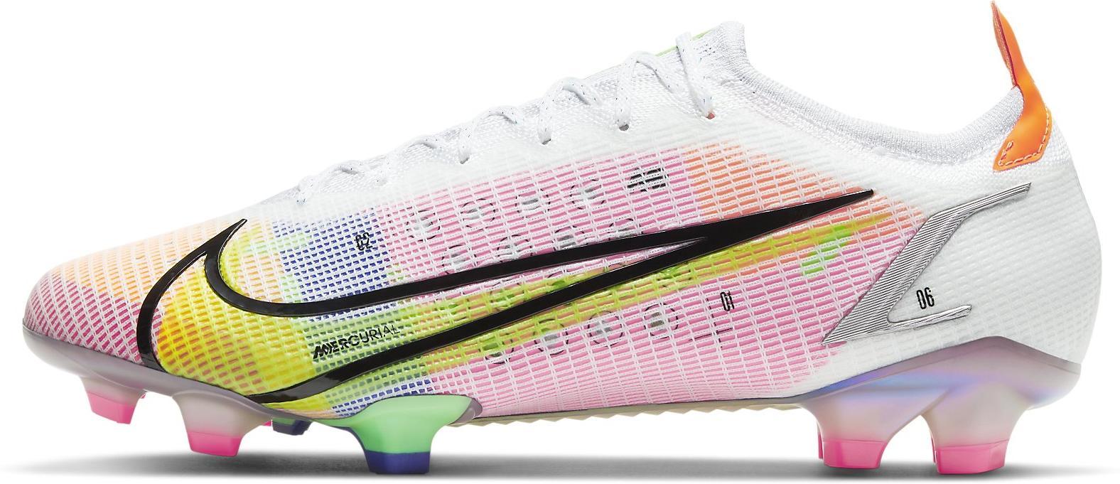 Kopačky Nike VAPOR 14 ELITE FG bílá