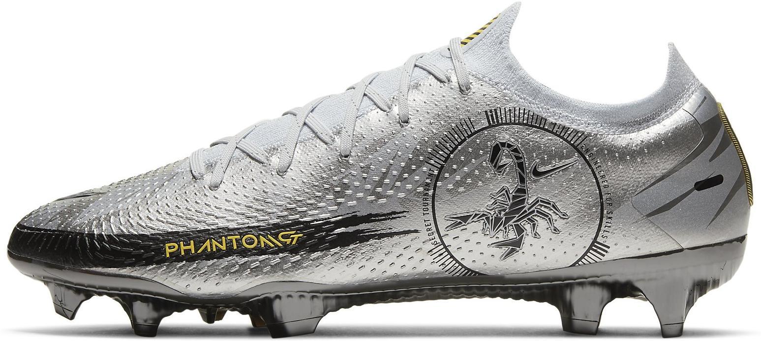 Kopačky Nike PHANTOM GT ELITE SE FG šedá