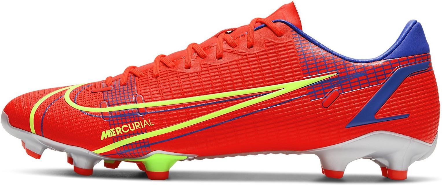 Kopačky Nike VAPOR 14 ACADEMY FG/MG červená