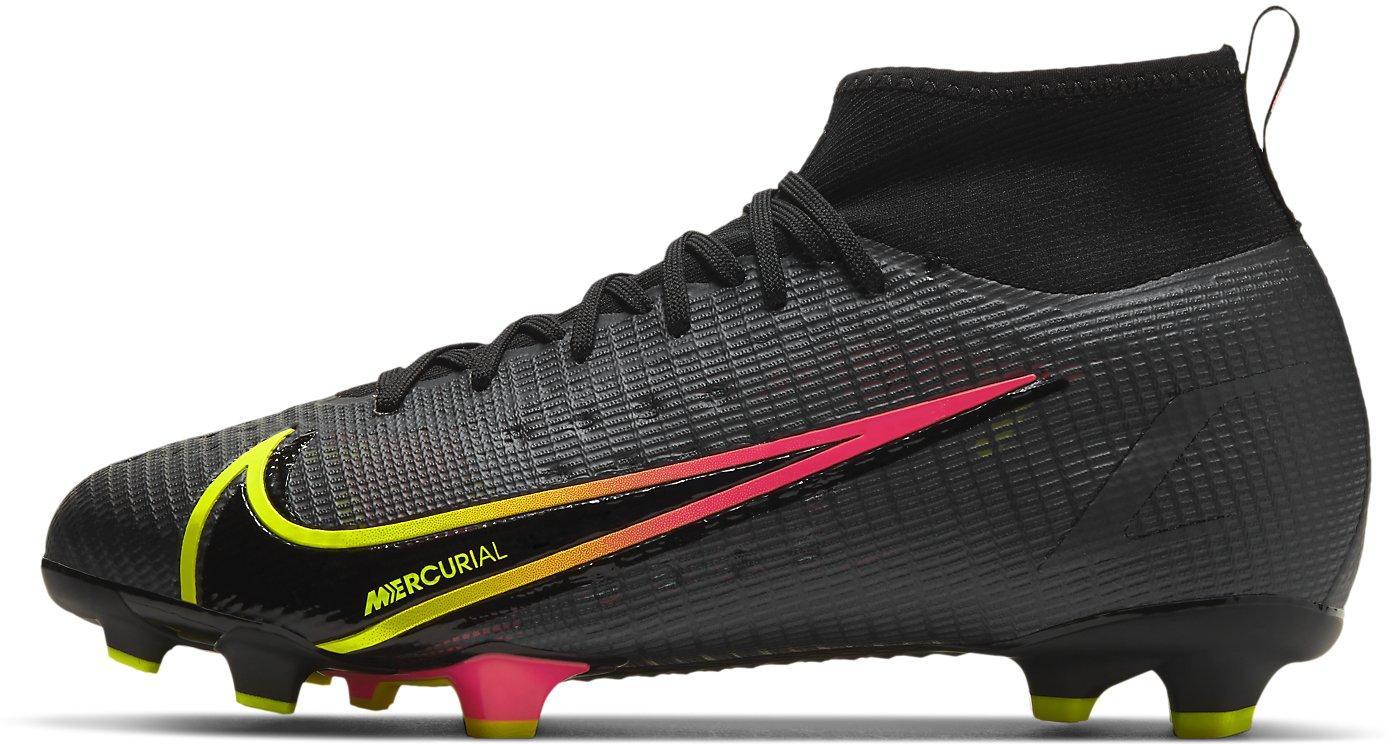 Kopačky Nike JR SUPERFLY 8 PRO FG černá