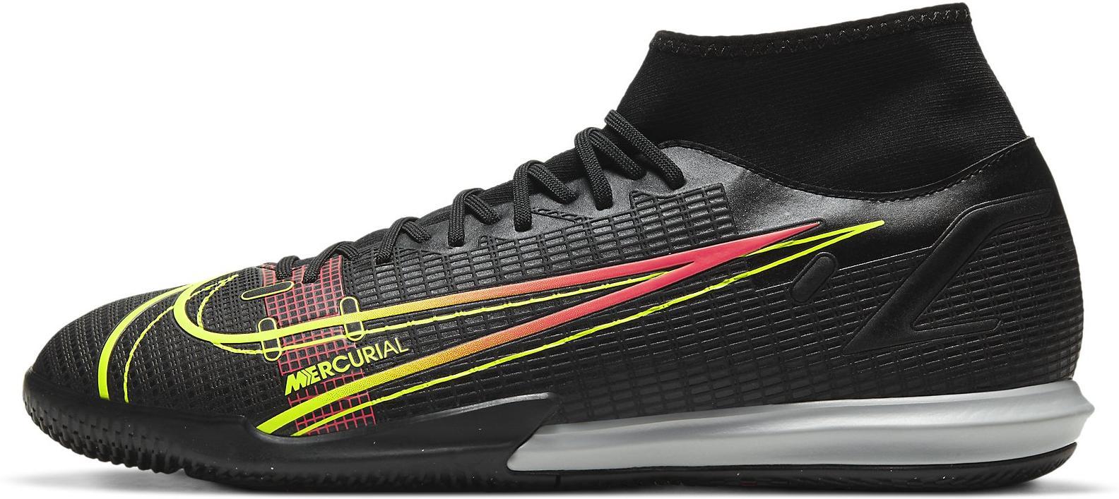Sálovky Nike SUPERFLY 8 ACADEMY IC černá