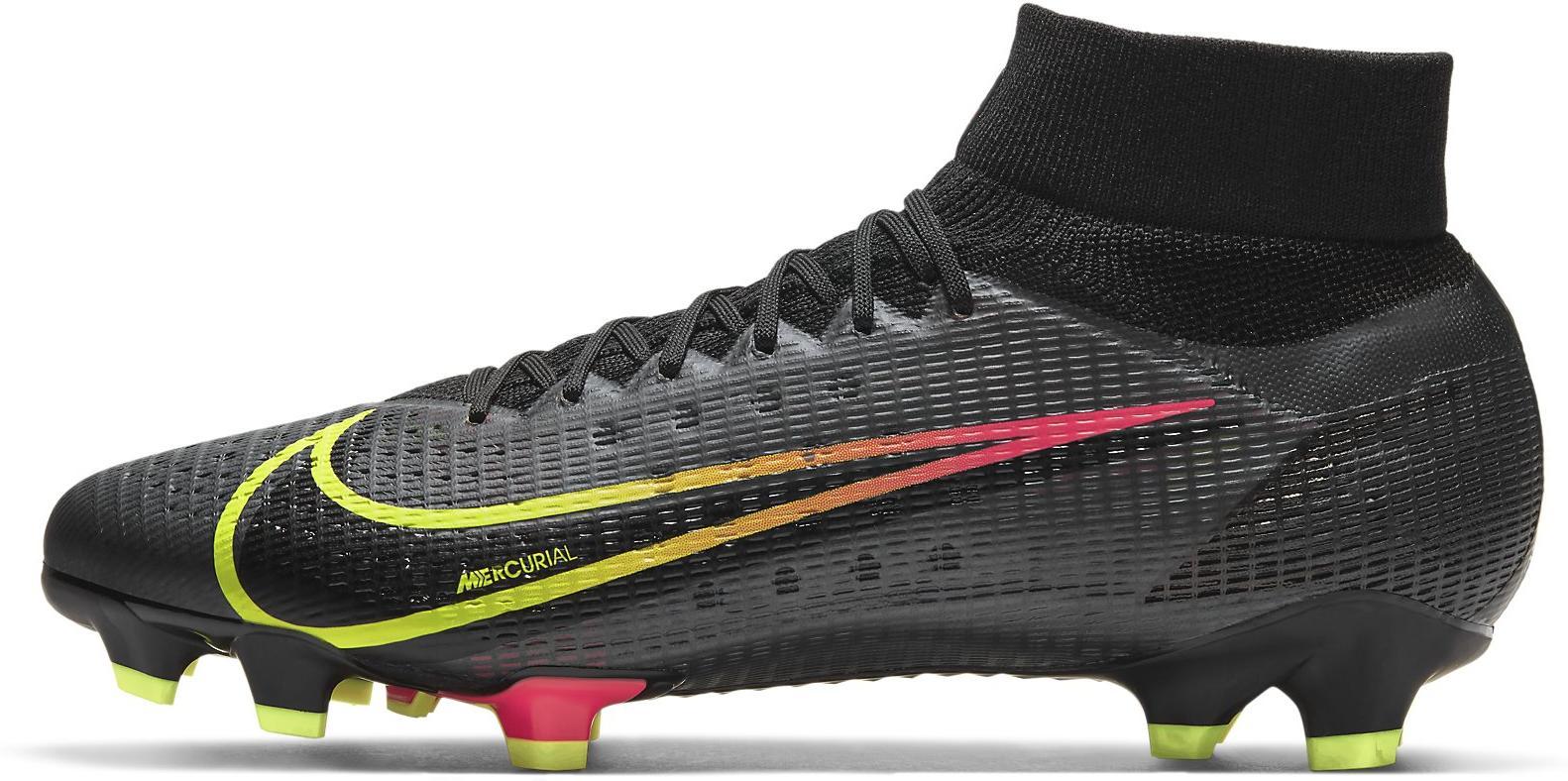 Kopačky Nike SUPERFLY 8 PRO FG černá
