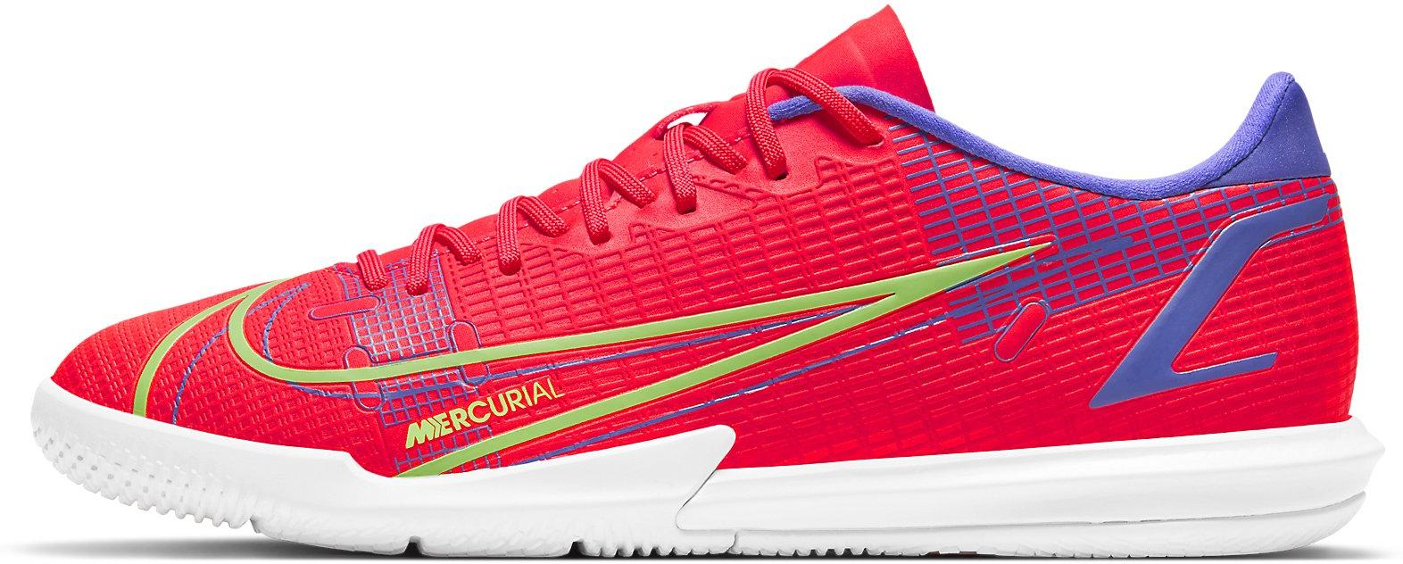 Sálovky Nike VAPOR 14 ACADEMY IC červená