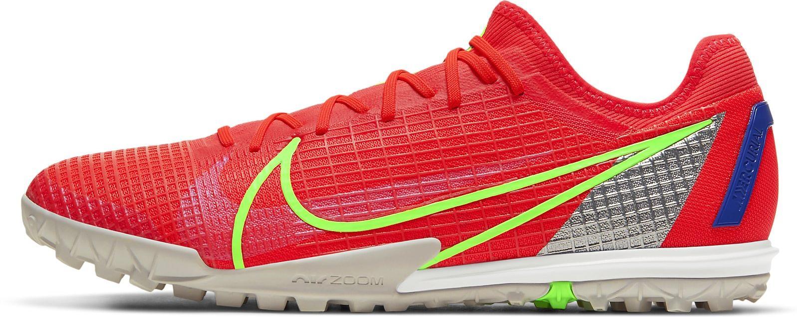 Kopačky Nike  Mercurial Vapor 14 Pro TF červená