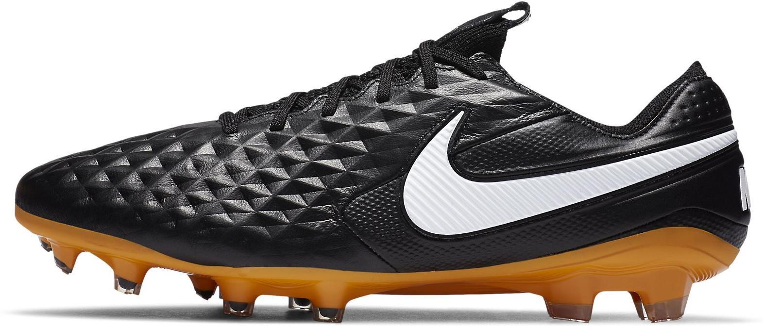 Kopačky Nike TIEMPO LEGEND VIII ELITE TC FG černá