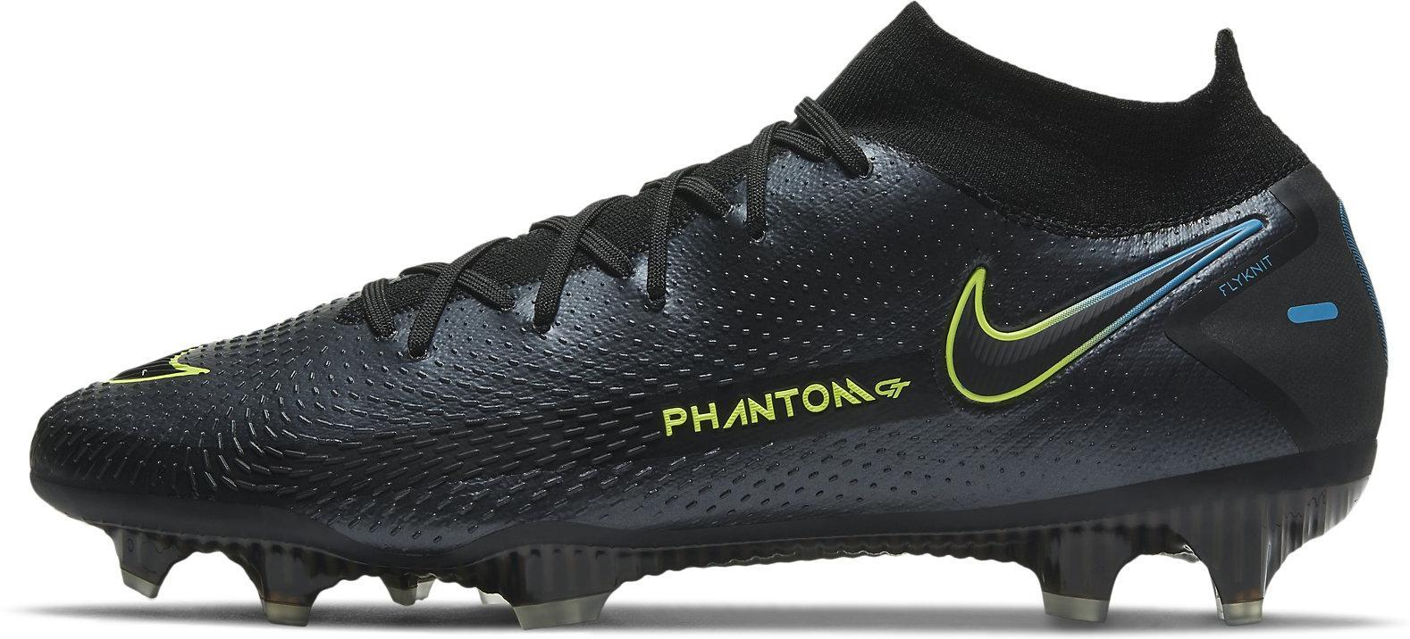 Kopačky Nike  PHANTOM GT ELITE DF FG černá