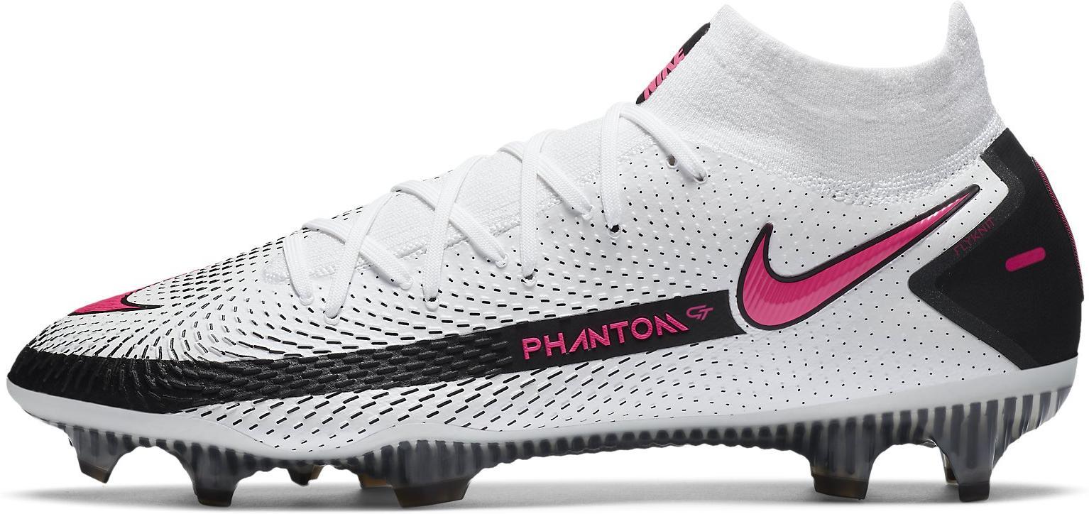 Kopačky Nike  PHANTOM GT ELITE DF FG bílá