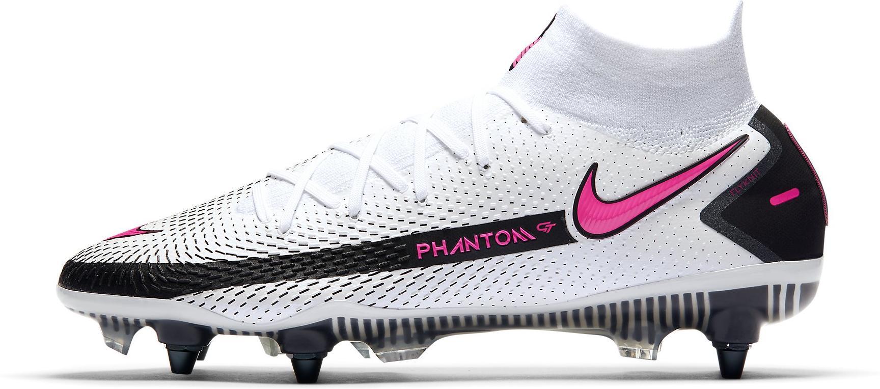 Kopačky Nike PHANTOM GT ELITE DF SG-PRO AC bílá