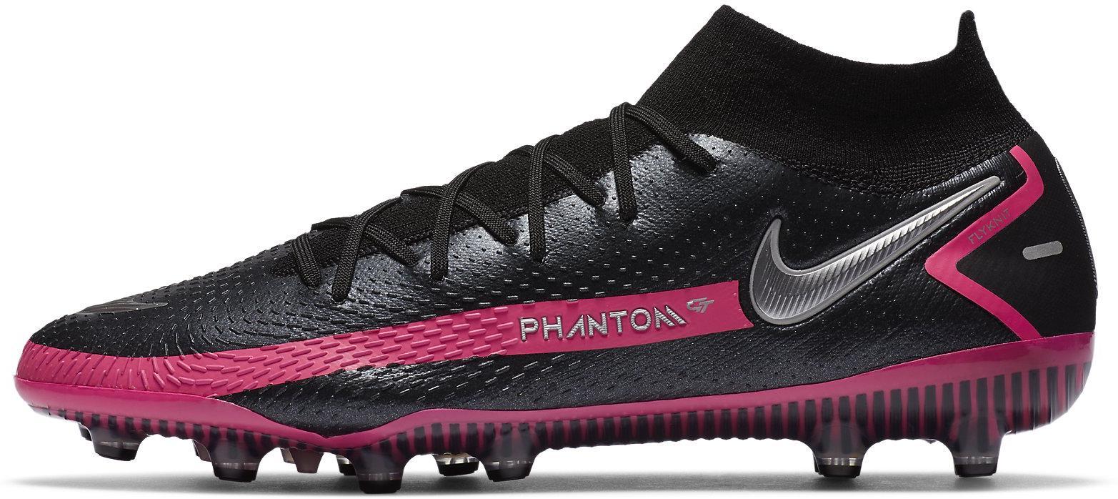 Kopačky Nike  PHANTOM GT ELITE DF AG-PRO černá