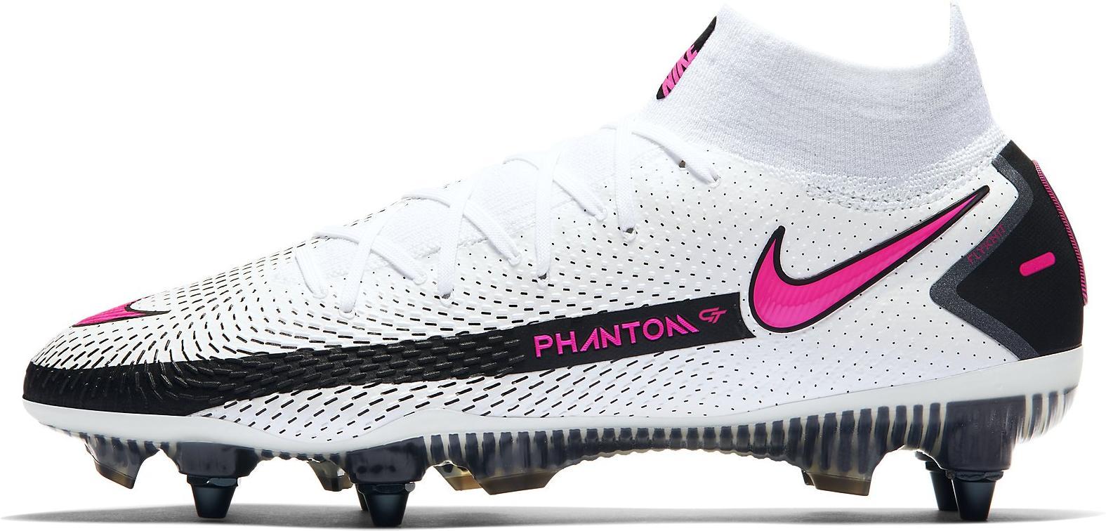 Kopačky Nike PHANTOM GT ELITE DF SG-PRO bílá