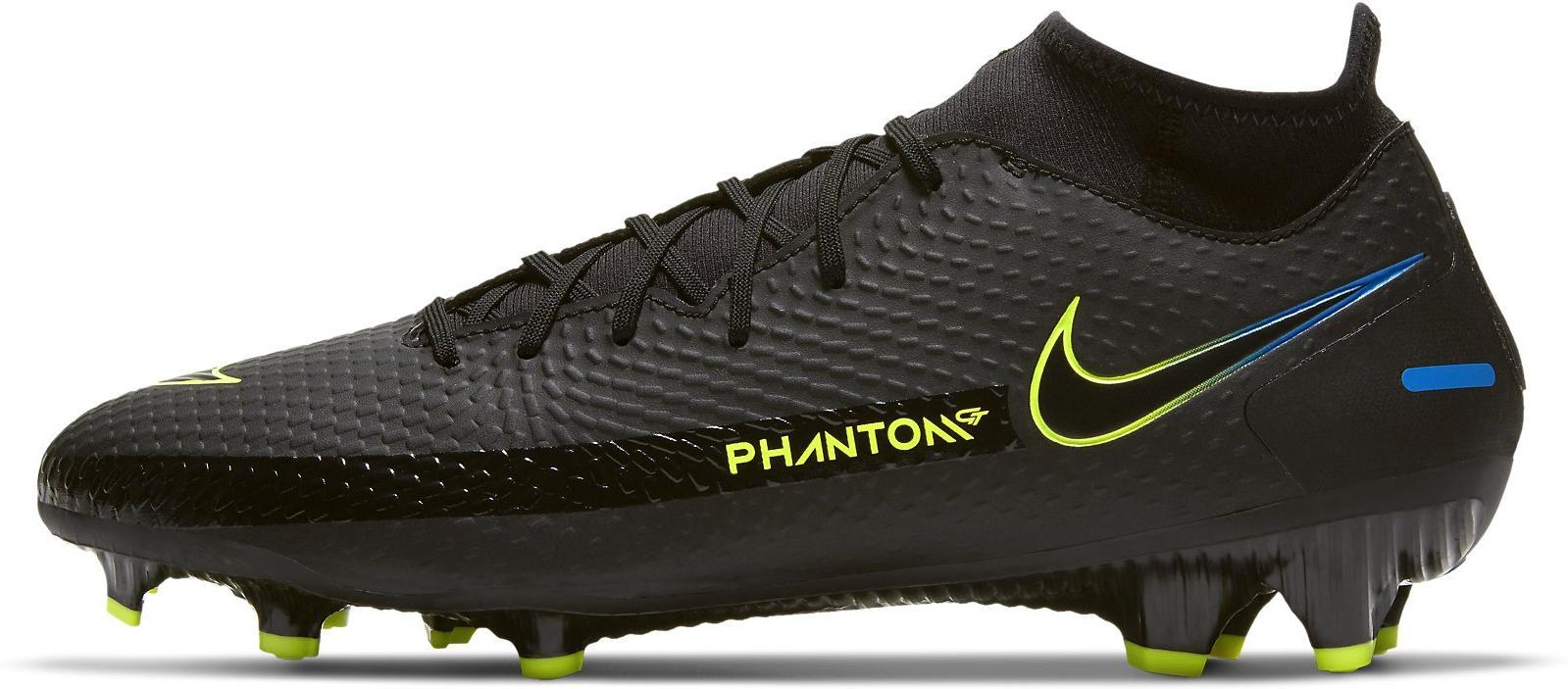 Kopačky Nike PHANTOM GT ACADEMY DF FG/MG černá