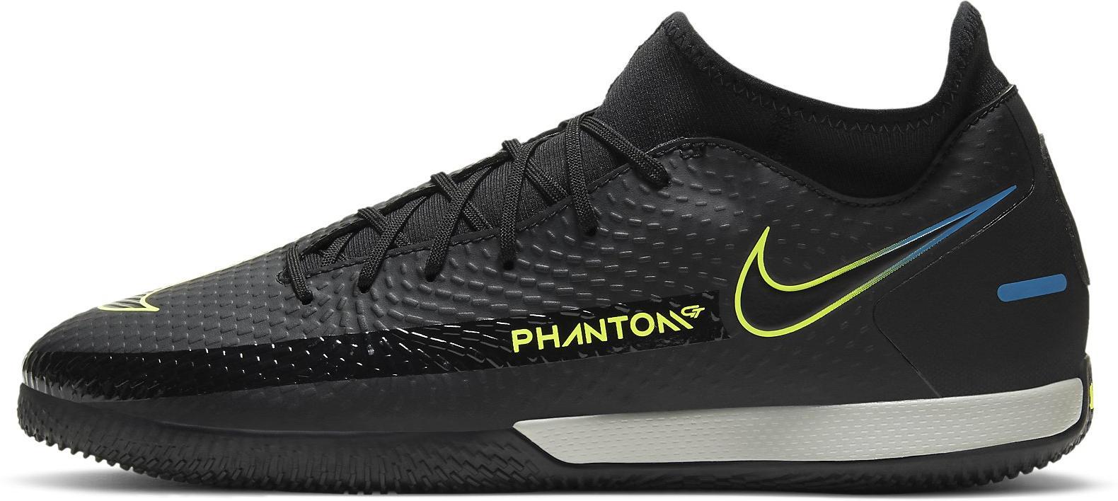 Sálovky Nike PHANTOM GT ACADEMY DF IC černá