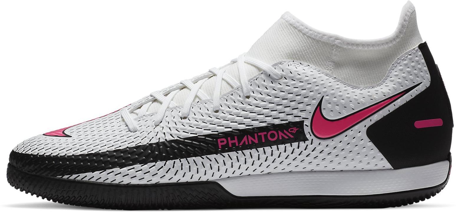 Sálovky Nike PHANTOM GT ACADEMY DF IC bílá