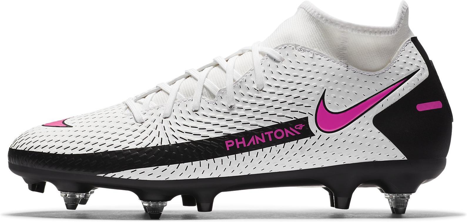 Kopačky Nike NK PHANTOM GT ACADEMY SG-PRO AC bílá
