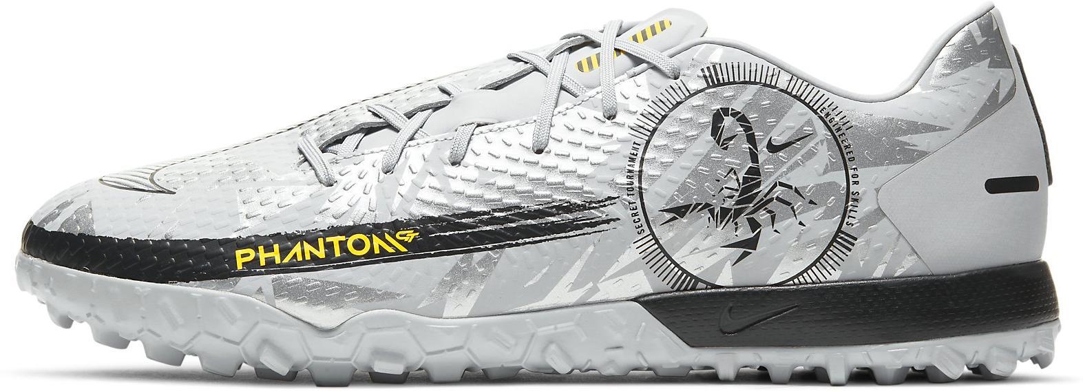 Kopačky Nike PHANTOM GT ACADEMY TF šedá