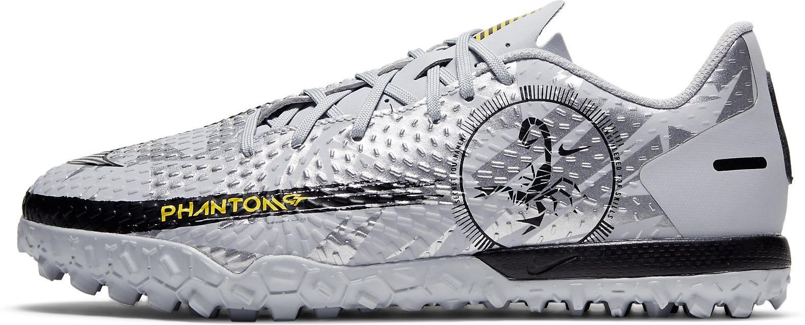 Kopačky Nike JR PHANTOM GT ACADEMY TF šedá