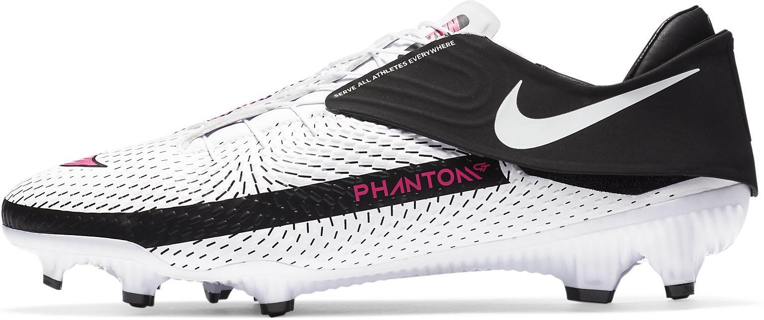 Kopačky Nike PHANTOM GT FLYEASE ACADEMY MG bílá