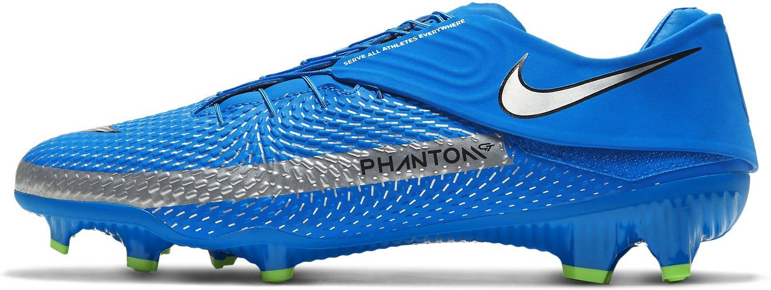 Kopačky Nike PHANTOM GT FLYEASE ACADEMY MG modrá