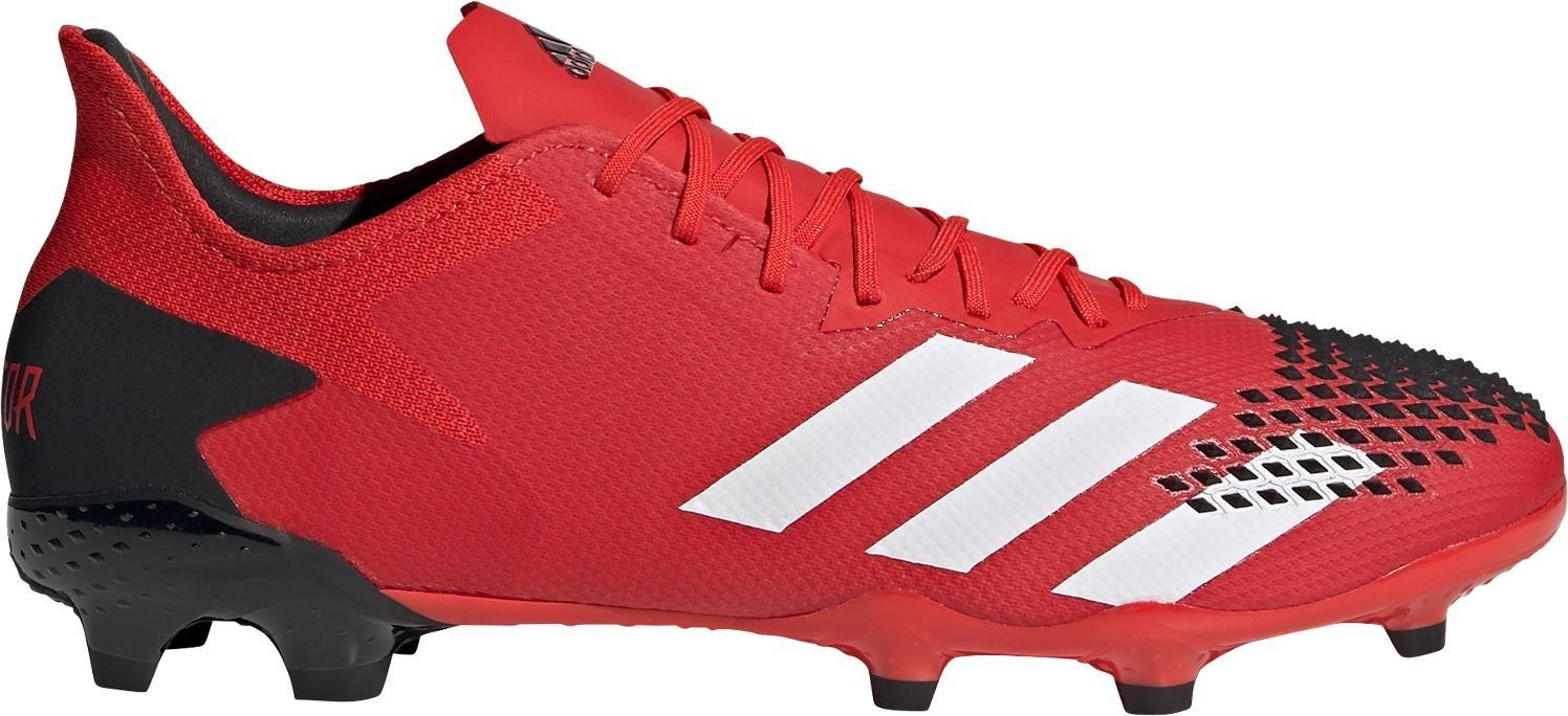 Kopačky adidas PREDATOR 20.2 FG červená