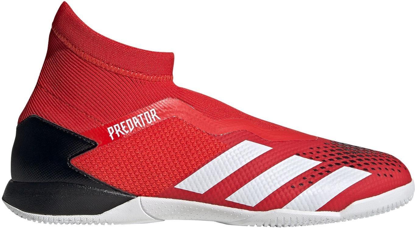 Sálovky adidas PREDATOR 20.3 LL IN červená