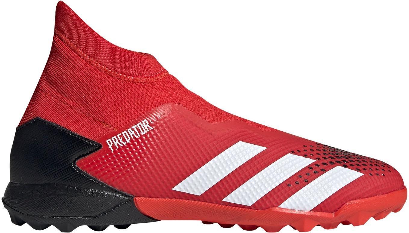 Kopačky adidas PREDATOR 20.3 LL TF červená