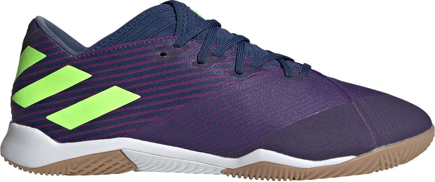 Sálovky adidas NEMEZIZ MESSI 19.3 IN fialová
