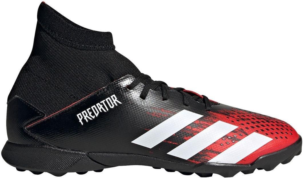 Kopačky adidas PREDATOR 20.3 TF J červená
