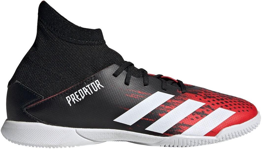 Sálovky adidas PREDATOR 20.3 IN J červená