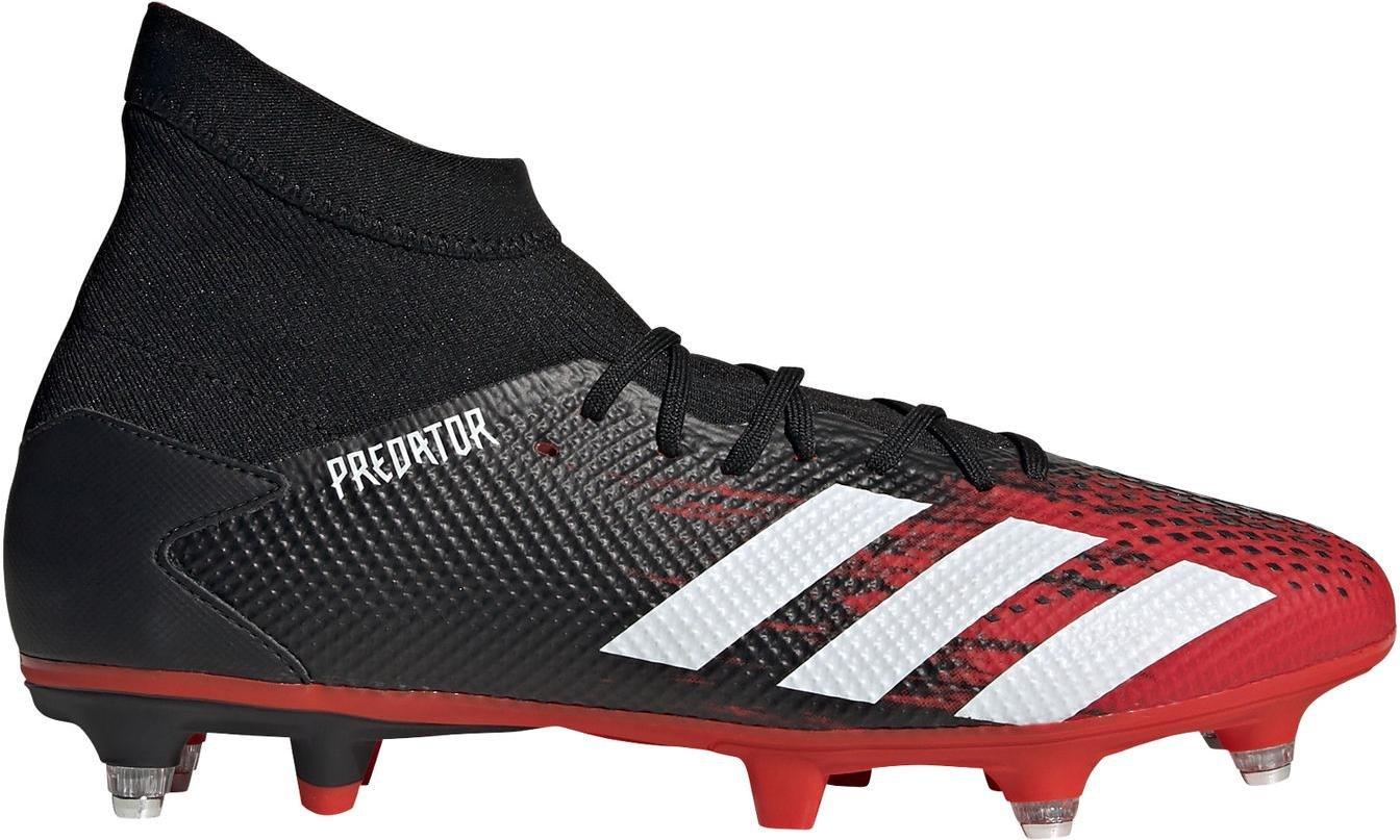 Kopačky adidas PREDATOR 20.3 SG červená