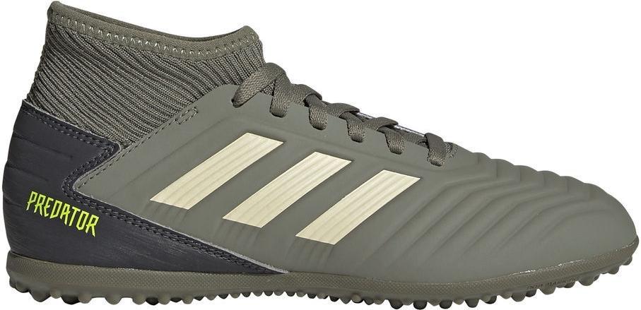 Kopačky adidas PREDATOR 19.3 TF J zelená