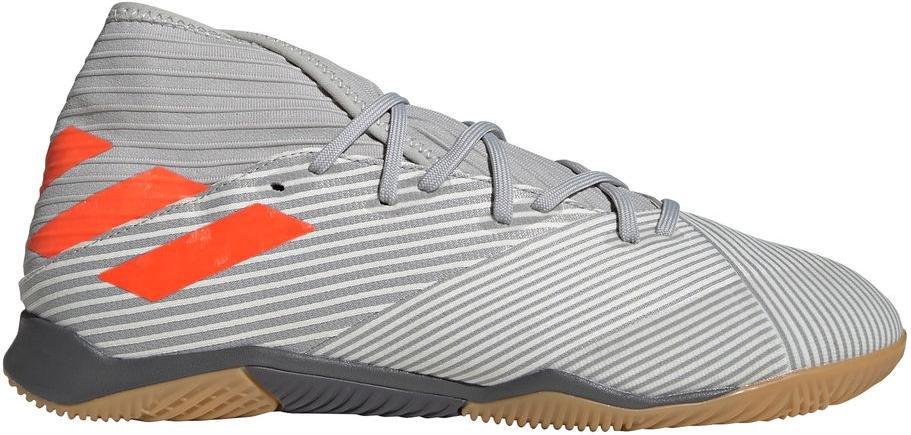 Sálovky adidas NEMEZIZ 19.3 IN šedá