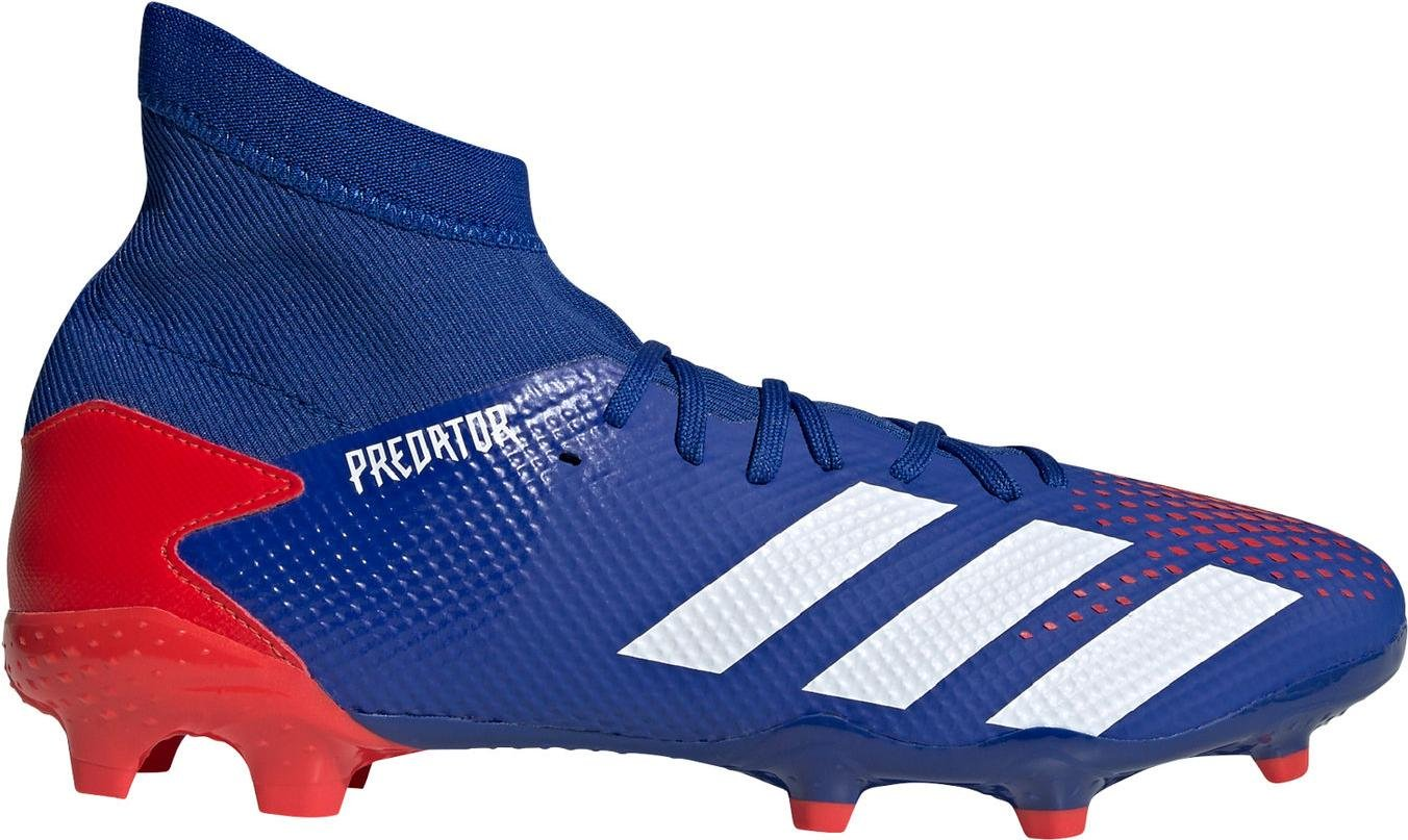 Kopačky adidas PREDATOR 20.3 FG modrá