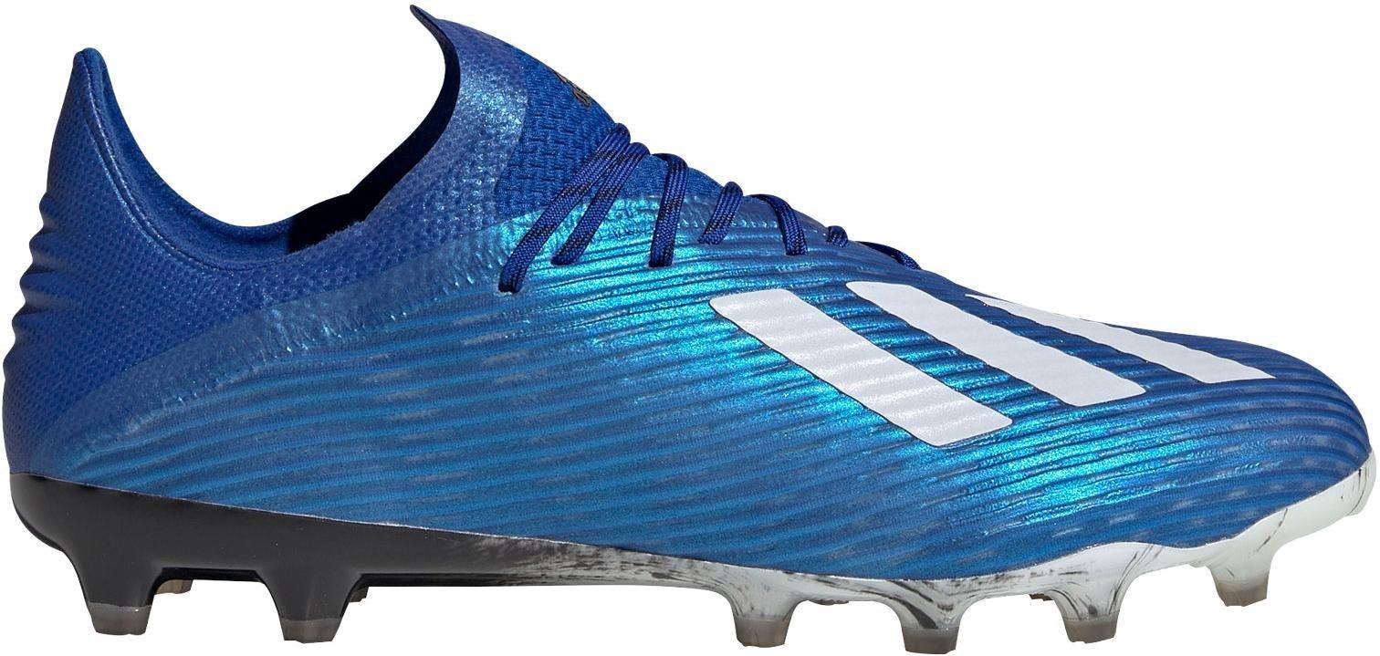 Kopačky adidas X 19.1 AG modrá