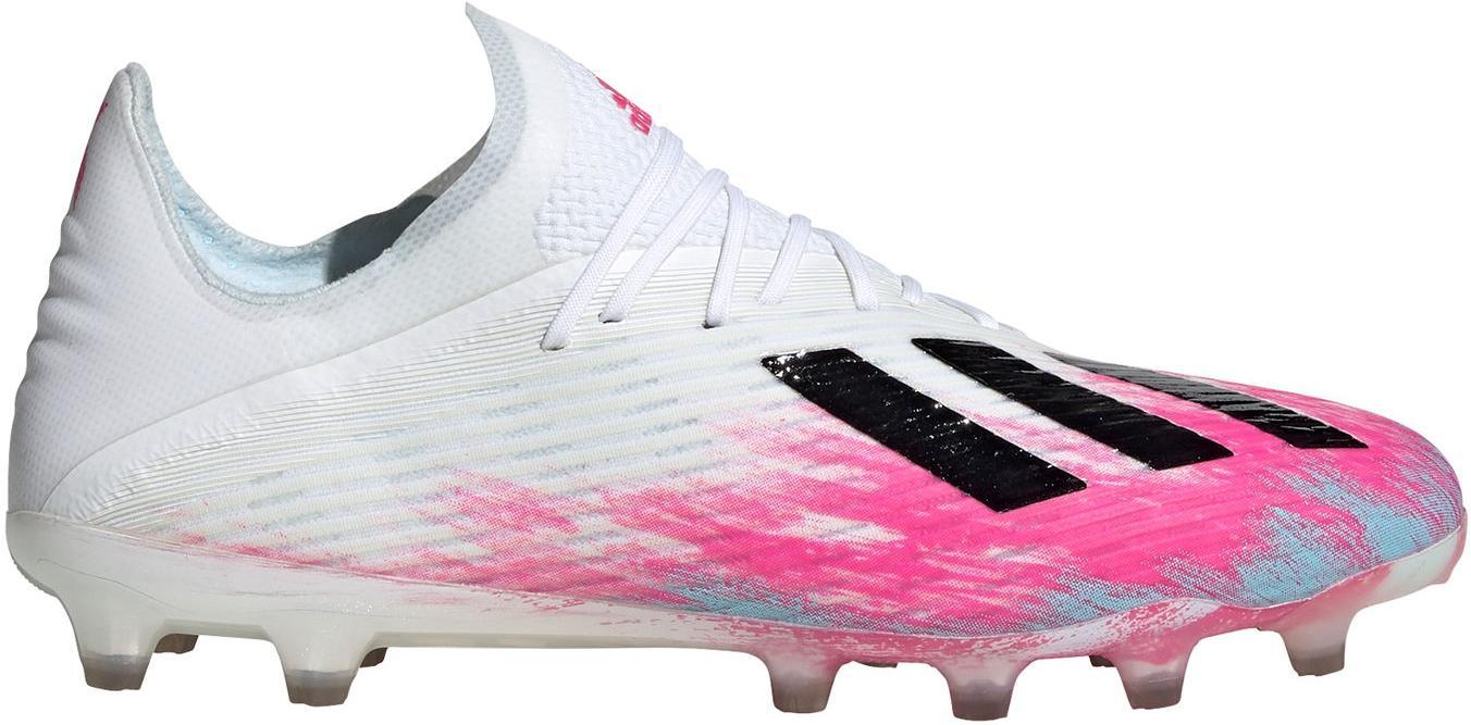 Kopačky adidas X 19.1 AG bílá