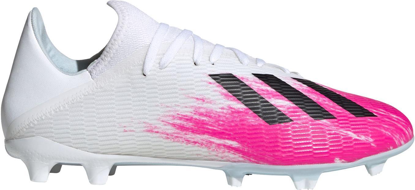 Kopačky adidas X 19.3 FG bílá