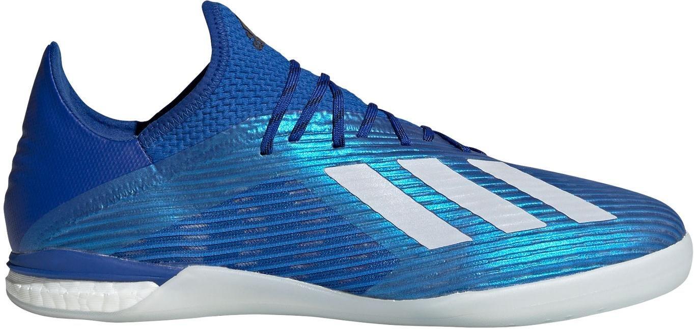 Sálovky adidas X 19.1 IN modrá