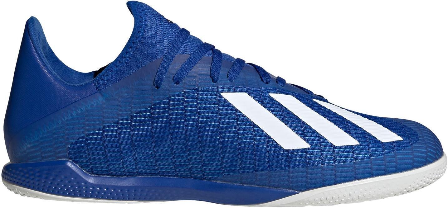 Sálovky adidas X 19.3 IN modrá