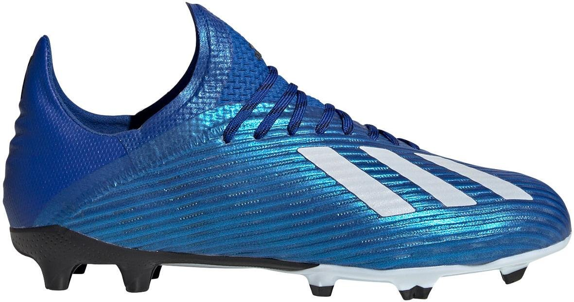 Kopačky adidas X 19.1 FG J modrá