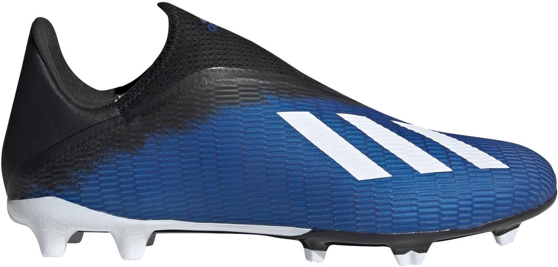 Kopačky adidas X 19.3 LL FG modrá