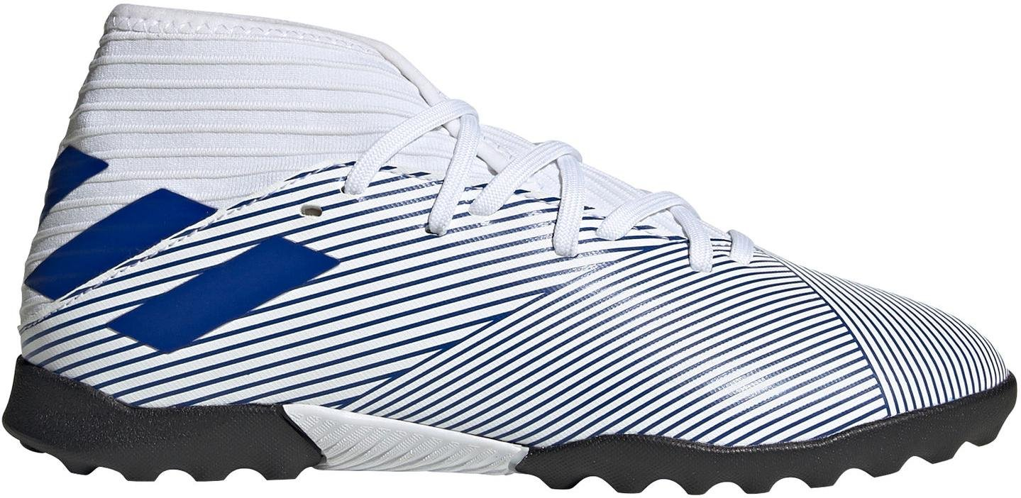 Kopačky adidas NEMEZIZ 19.3 TF J modrá