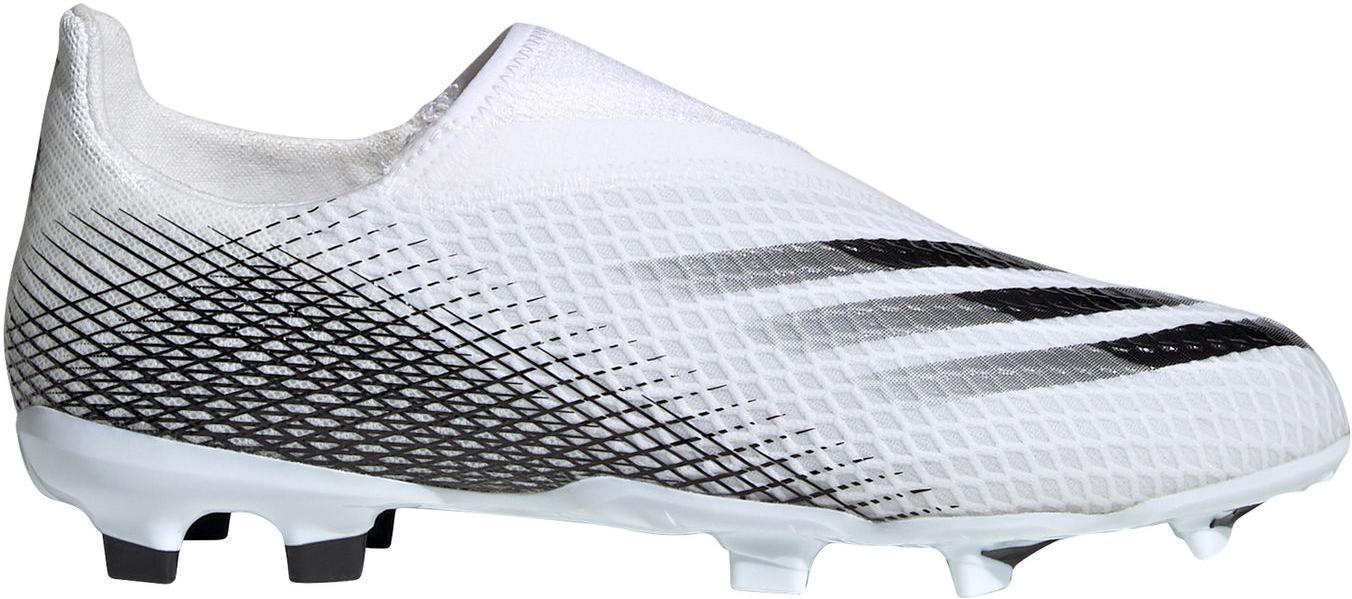 Kopačky adidas X GHOSTED.3 LL FG J bílá